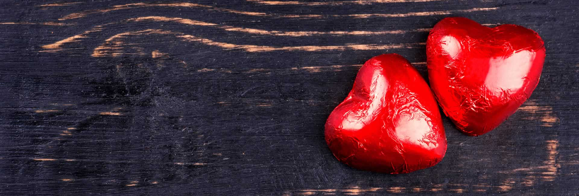 Valentine&#8217;s Day at DINE<br>only £49.50 per couple